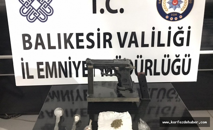 Balıkesir'de Polis - Jandarma 24 saat (29.04.2021)