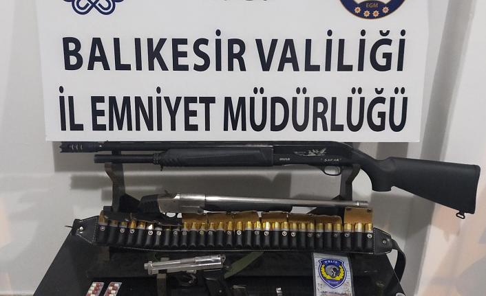 Balıkesir Polis Jandarma 24 Saat - 03.05.2021