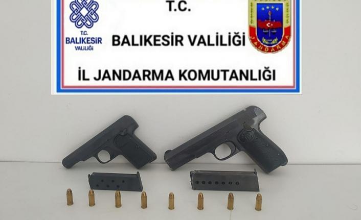 Balıkesir Polis Jandarma 24 Saat - 27.05.2021