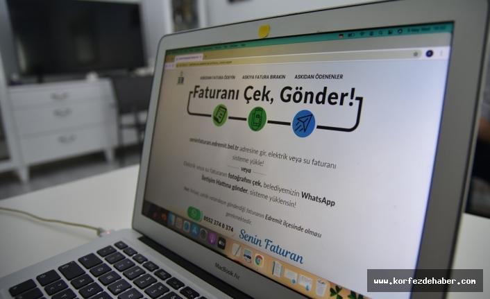 Başkan Arslan'dan  'Senin Faturan'projesi