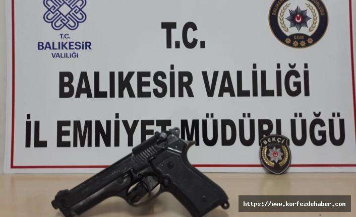 Balıkesir Polis & Jandarma 24 Saat (28.06.2021)