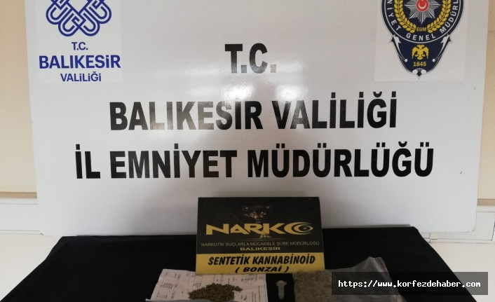 Balıkesir Polis-Polis jandarma 24 saat (04.06.2021)