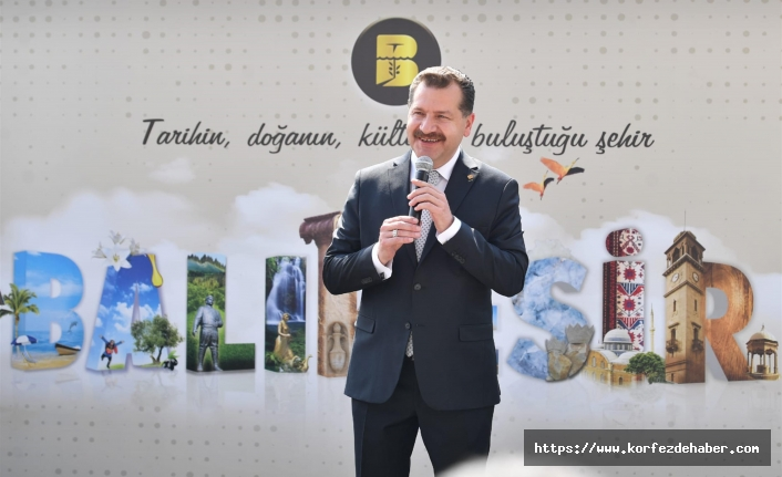 Büyükşehir Belediyesi Ek Hizmet Binasının açılını gerçekleştirdi