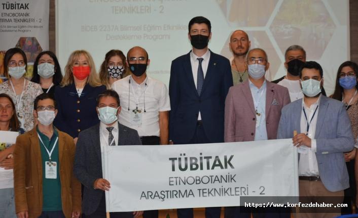 Etnobotanik'in kalbi Balıkesir'de atacak