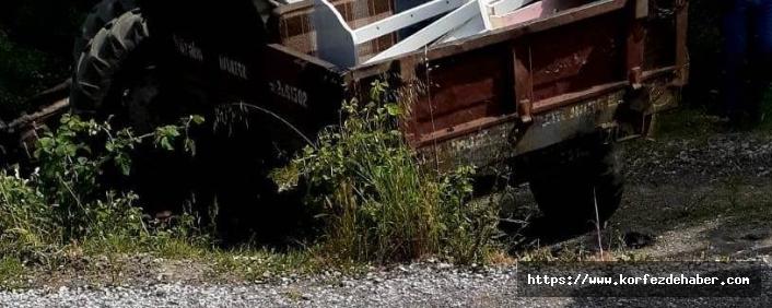 İvrindi'de kaza: 1 ölü