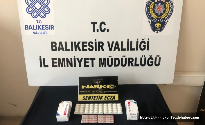 Merkez ve 6 ilçede uyuşturucu operasyonunda 17 kişi yakalandı