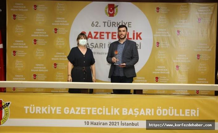 TGC Türkiye Gazetecilik Başarı Ödülleri sahiplerini buldu