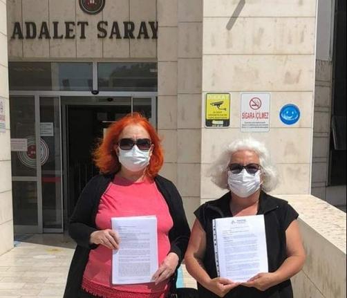 Akçay sulak alanda moloz dökümü durduruldu, meclis kararı iptal edildi