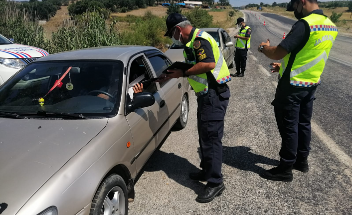 Balıkesir Polis Jandarma 24 Saat - 23.07.2021