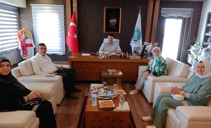 Milletvekili Uygur Havran'da