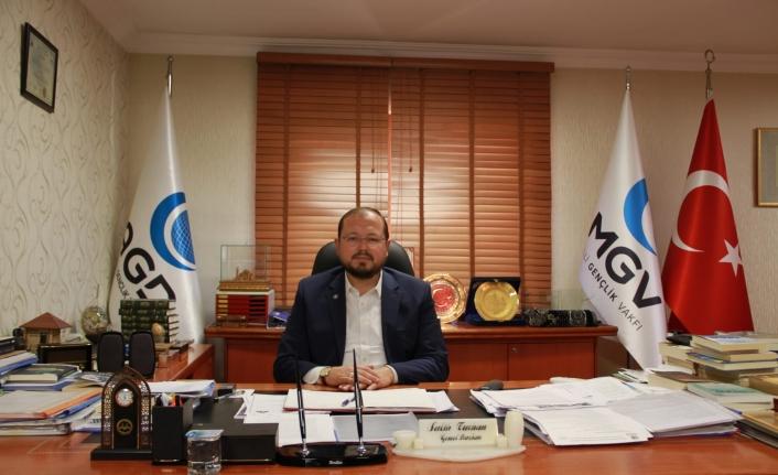 Turhan, 15 Temmuz Darbe girişiminin 5 yılı münasebetiyle basın açıklamasında bulundu.