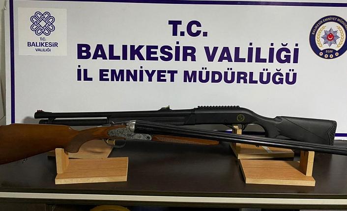Balıkesir Polis & Jandarma 24 Saat - 04.08.2021