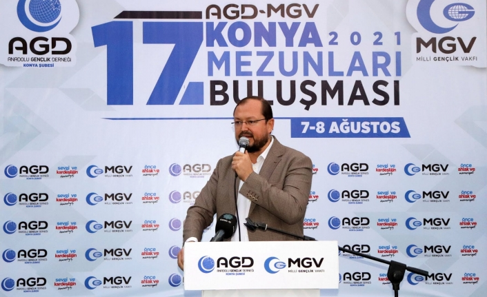 AGD-MGV mezunları bir araya geldi