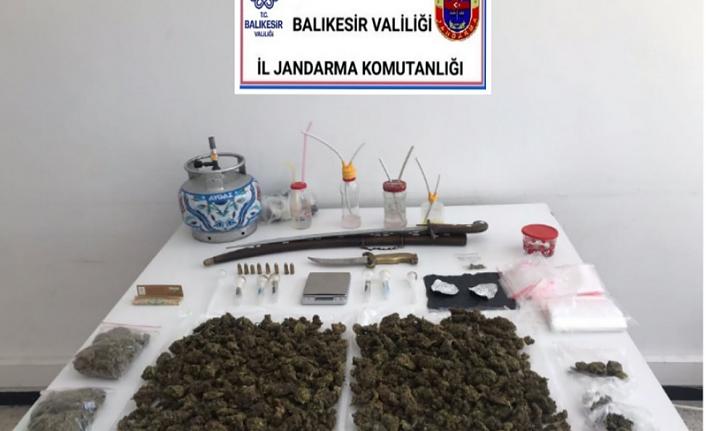 Balıkesir Polis Jandarma 24 Saat - 05.08.2021