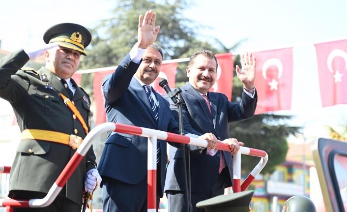 Balıkesir, Atatürk'ün izinde