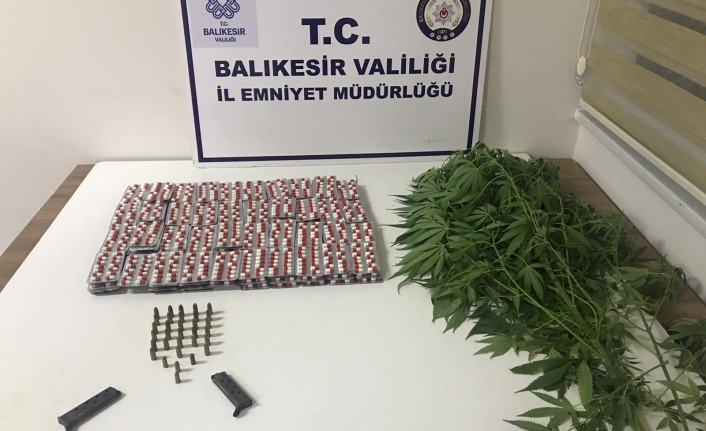 Balıkesir Polis & Jandarma 24 Saat - 11.08.2021