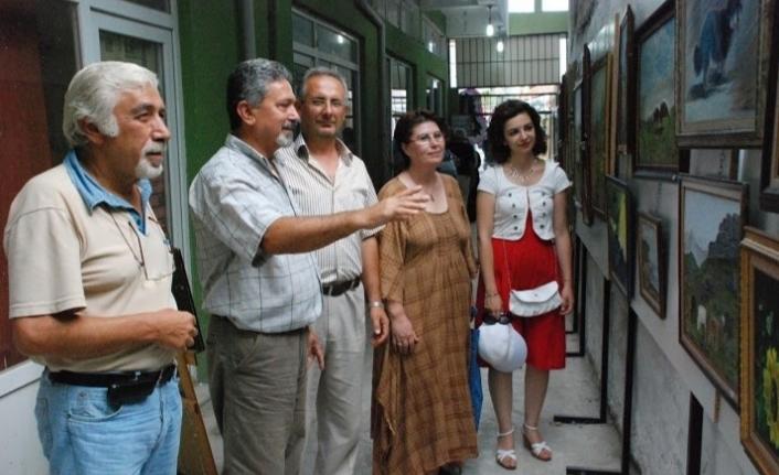 Ressamlar Sokağı sahipsiz bırakıldı