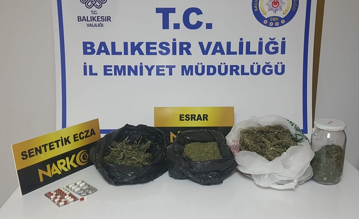 Balıkesir Polis & Jandarma 24 Saat - 09.09.2021