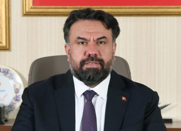 """Ak Parti İl Başkanı Ekrem Başaran,""""Ecdadımıza borcumuz, geleceğe sözümüz var"""""""