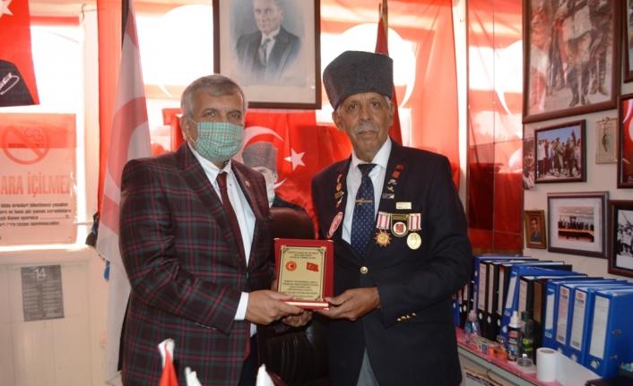AK Partili Subaşı, Ayvalıklı gazileri unutmadı