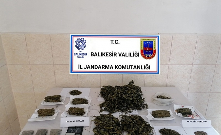 Balıkesir Polis & Jandarma 24 Saat - 08.09.2021