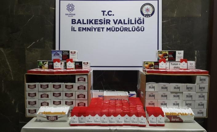 Balıkesir'de Polis&Jandarma 24 saat (27.09.2021)