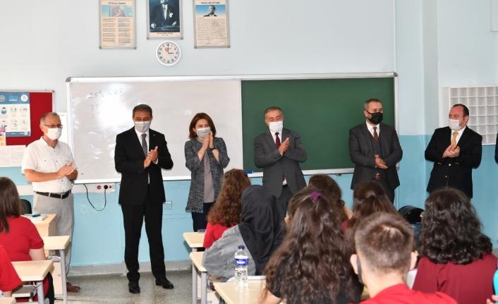 Yeni Eğitim-Öğretim Yılının İlk Ziyareti