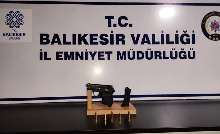 Balıkesir Polis & Jandarma 24 Saat 04.10.2021