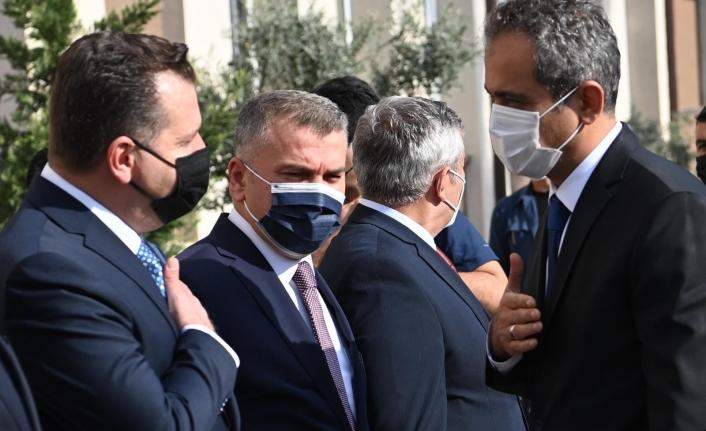 Milli Eğitim Bakanı Mahmut Özer Balıkesir'de