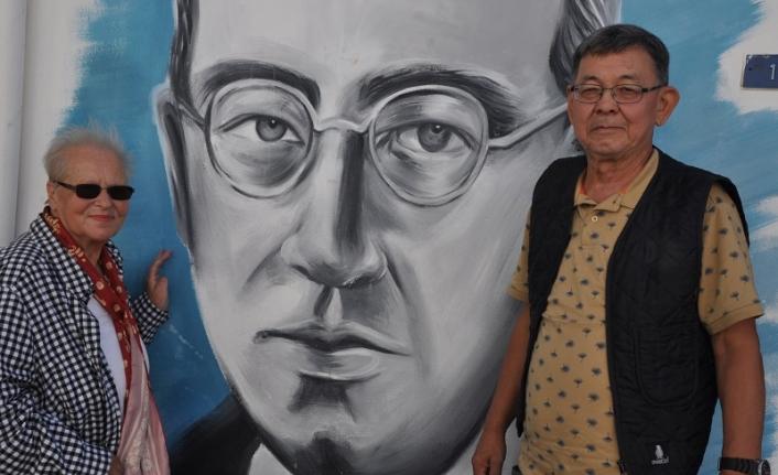 Mübadele yazarı Sabri Cemboluk Edremit'te