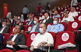 Balıkesir Büyükşehir Belediye Meclisi Edremit'te toplandı