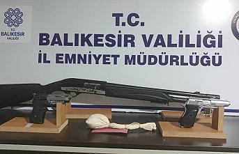 Balıkesir Polis & Jandarma 24 saat (23.06.20021)