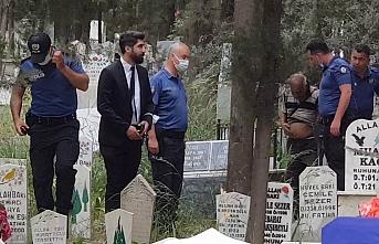 Edremit'te polis tüfekle intihar etmek isteyen kişi böyle kurtardı