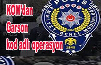 Balıkesir merkezli 21 İl'de mahrem polis operasyonu