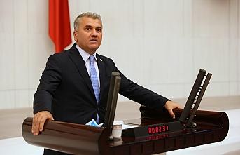 Terörü ve destekçilerini mecliste kınadı