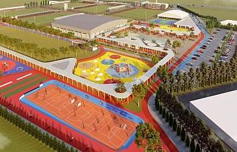 Büyükşehir, AHP Spor Tesisleri'ni komplekse dönüştürecek