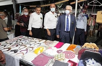 Burhaniye'de festival coşkusu