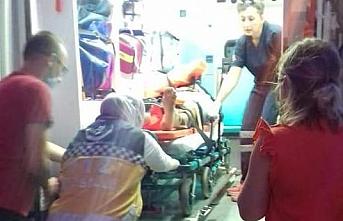 Halk Eğitim Merkezi Müdürünün sandalyesi kaydı düştü. Kurumda 4 saat yardım bekledi