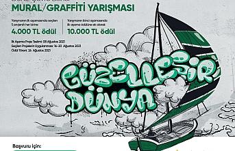Permolit Boya, Mural / Graffiti yarışması düzenliyor