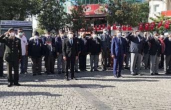 19 Eylül Gaziler Günü Edremit'te de kutlandı.