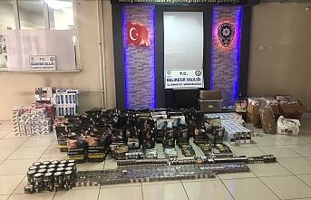 Balıkesir Polis&Jandarma 24 saat 15.09.2021