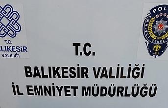 Burhaniye'de FETÖ/PDY Silahlı Terör Örgütü operasyonu