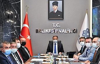 Üniversiteler Güvenlik Komisyonu Toplantısı Yapıldı