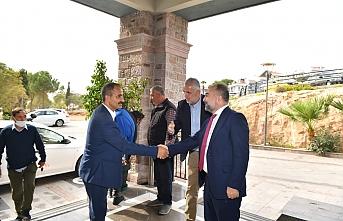 Roman Çalıştayı Ayvalık'ta Balıkesir Büyükşehir Belediyesi öncülüğünde gerçekleştirilecek.