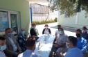 Milletvekili UYGUR, Bandırma'da kırsal mahalleleri...