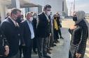 Dr.Leyla Şahin Usta Edremit Havalimanı'na indi,...