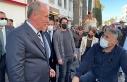 Memleket Partisi Genel Başkanı Muharrem İnce Ayvalık'ta