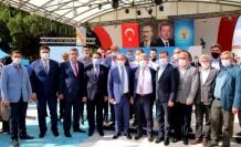 AK Parti Havran'da Ahmet Dayı güven tazeledi