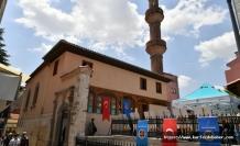 İbrahim Bey Camii törenle ibadete açıldı