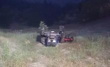 Dursunbey'de yine traktör faciası: 1 ölü